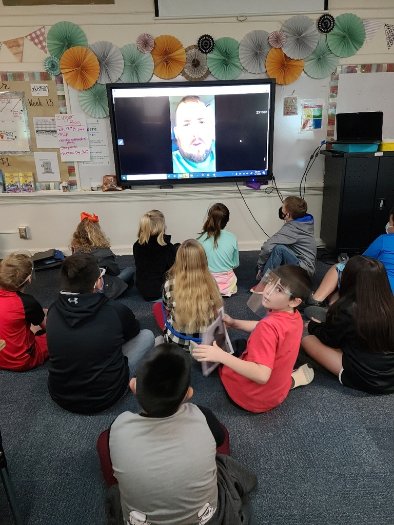 4th Grade Video Chat