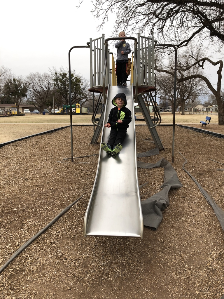 Fun sliding down