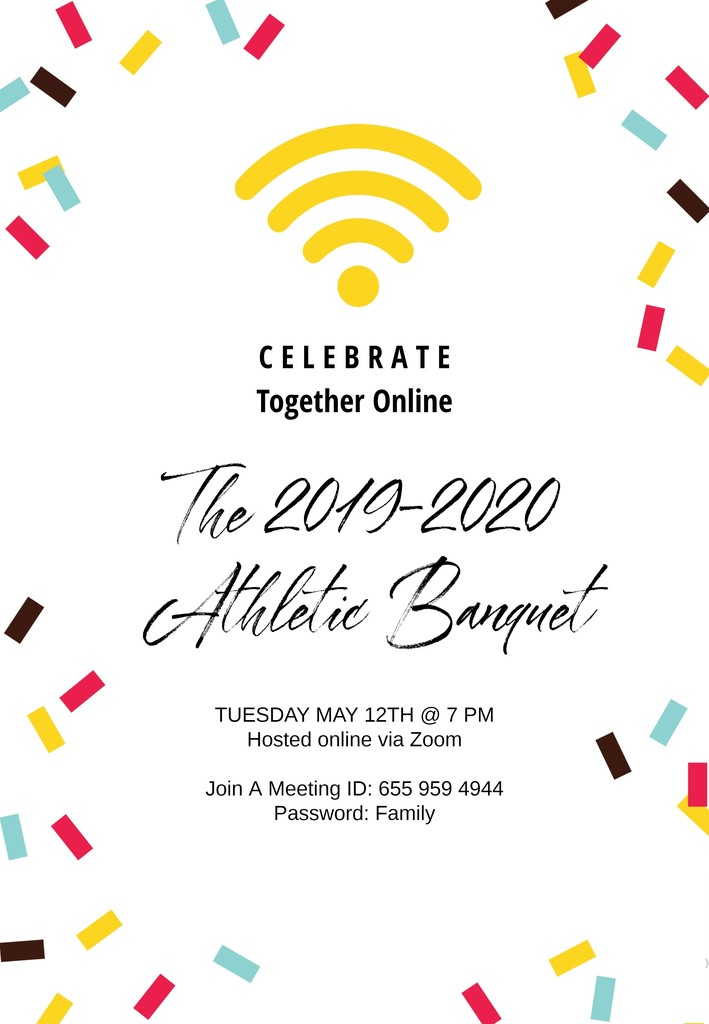 The 2019-2020 Athletic Banquet