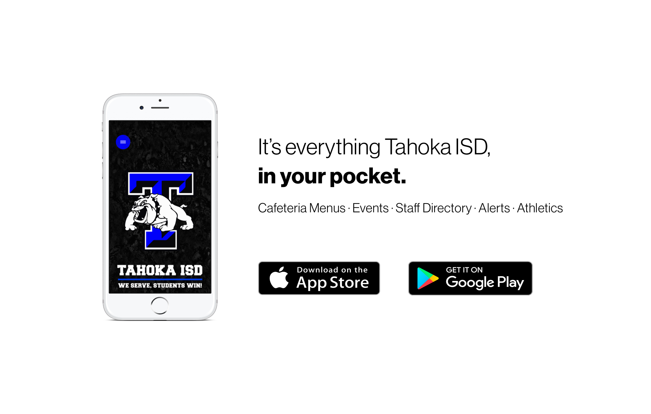 TISD now has a new app!